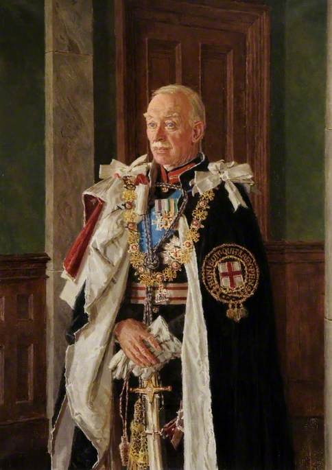 Lord Middleton, KG, MC