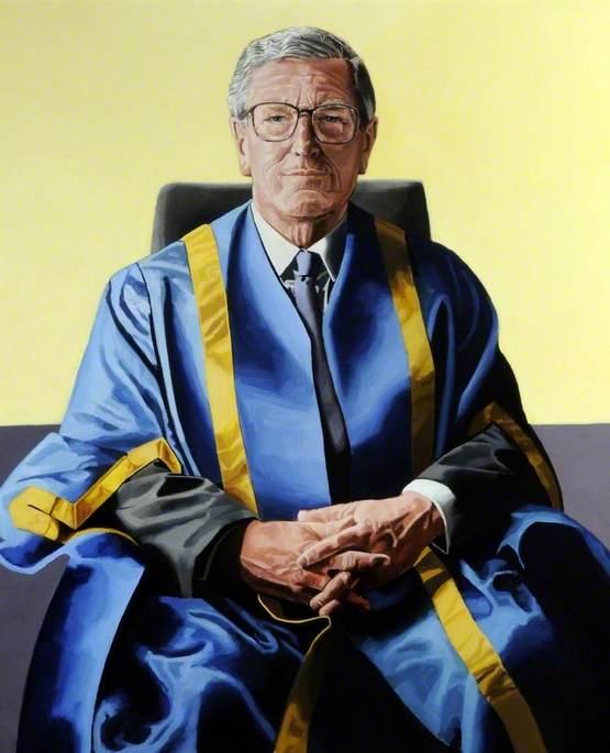 Dr T. H. F. Farrell, CBE, TD