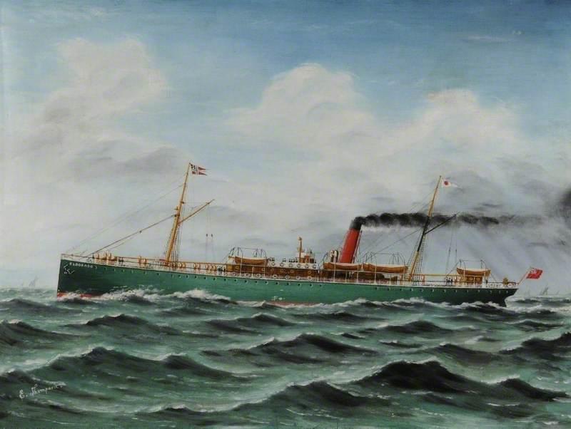 SS 'Eldorado' (Thomas Wilson Sons & Co. Ltd, Hull)