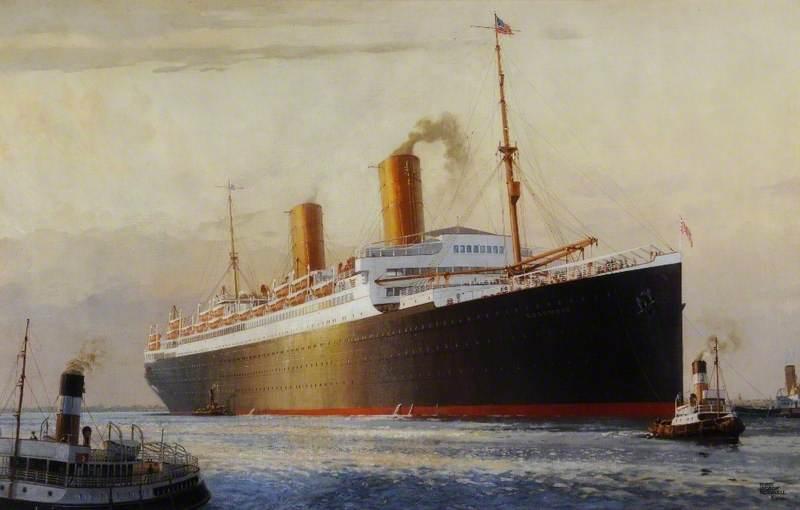 SS 'Columbus'