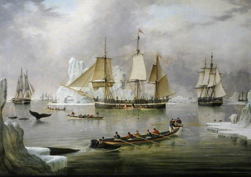 'William Lee' in the Arctic