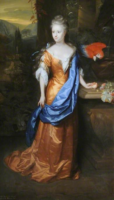 The Honourable Mary Lowther (b. after 1665)
