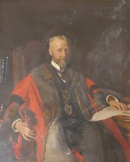 Sir William Alfred Gelder (1855–1941), JP
