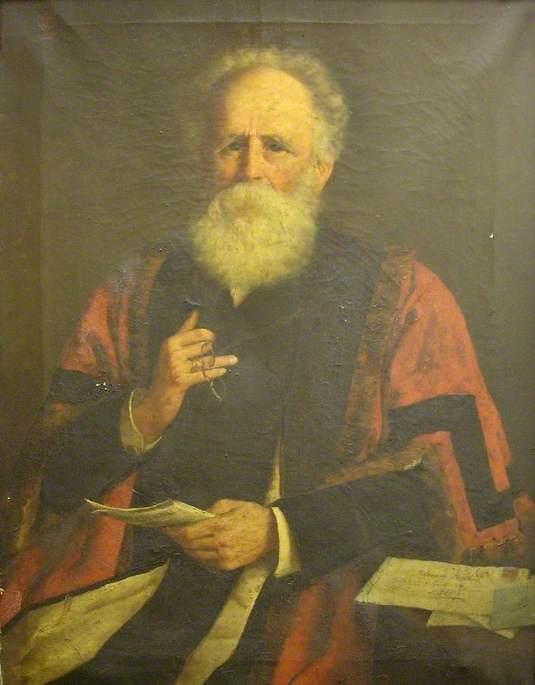 Alderman Samuel Woodhouse