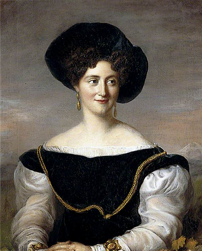 Lady Charlotte Webster
