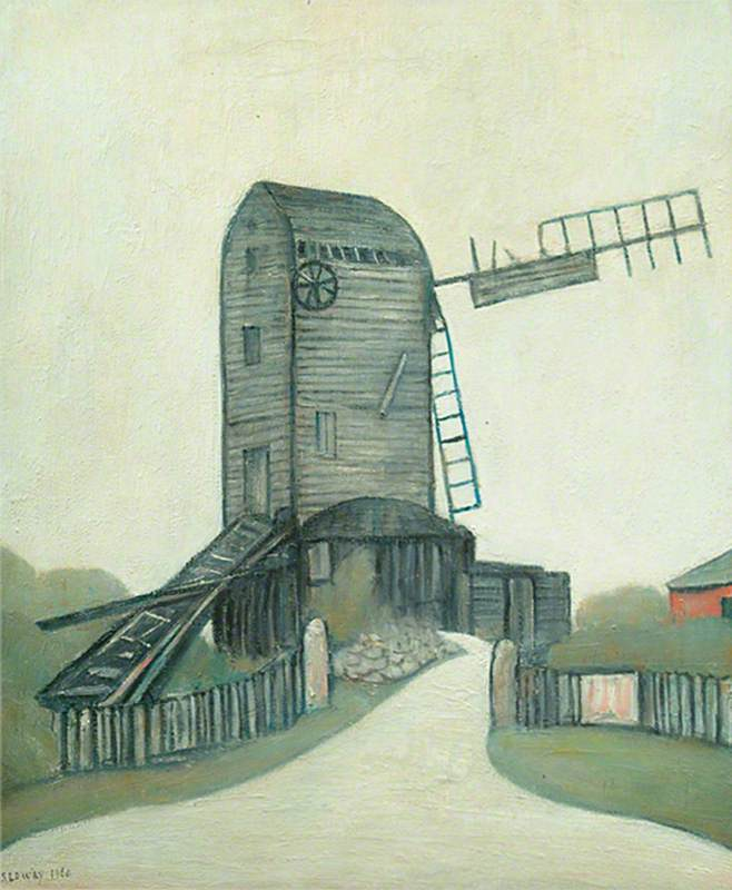 Old Windmill, Bexhill, East Sussex (Hoad's Mill)