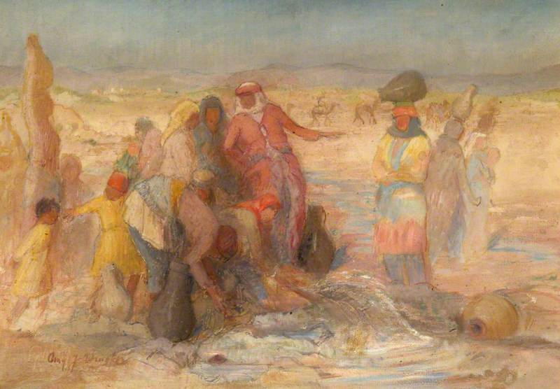 Arab Water Carriers