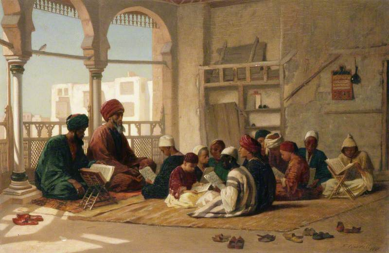 Sultan Hassan's School, Cairo