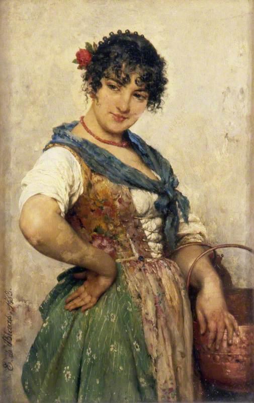 Venetian Girl