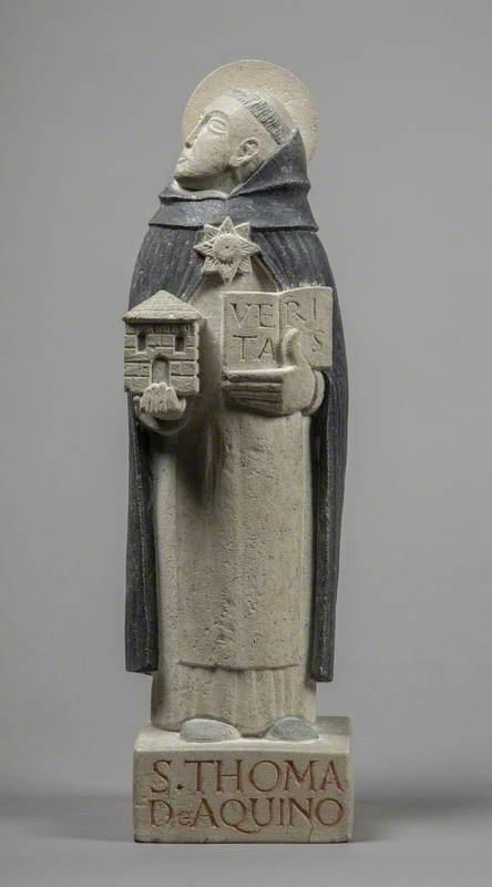 Saint Thomas Aquinas (1225–1274)