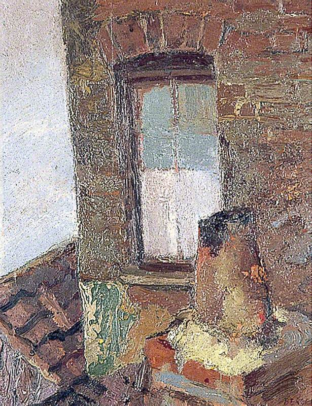 Chimney Pot and Window