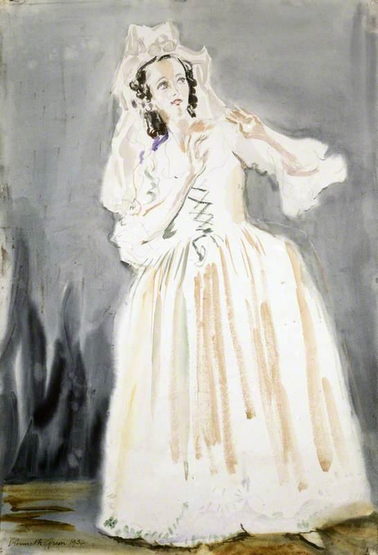 Audrey Mildmay as Zerlina