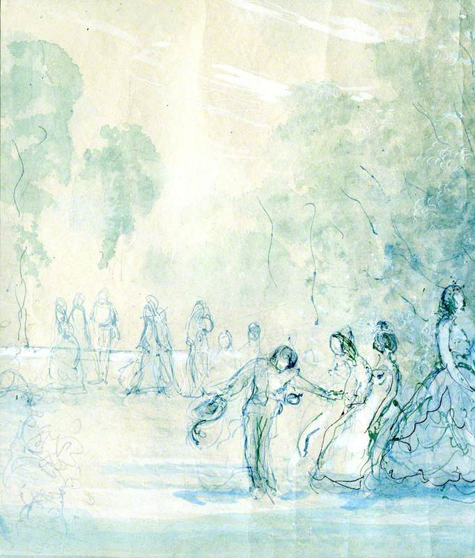 Glyndebourne Festival Programme (Unused)