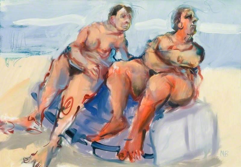 Mermaids Ashore