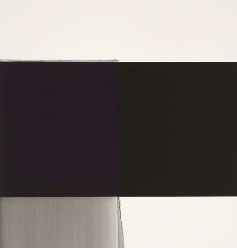 Exposed Painting Deep Violet