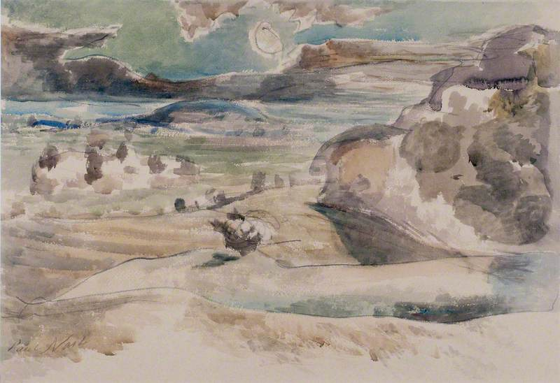 Nocturne, Landscape of the Vale