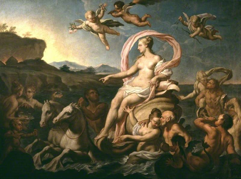 The Triumph of Amphitrite