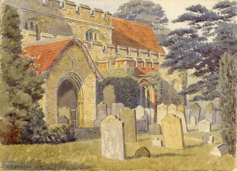 All Saints Church, Writtle