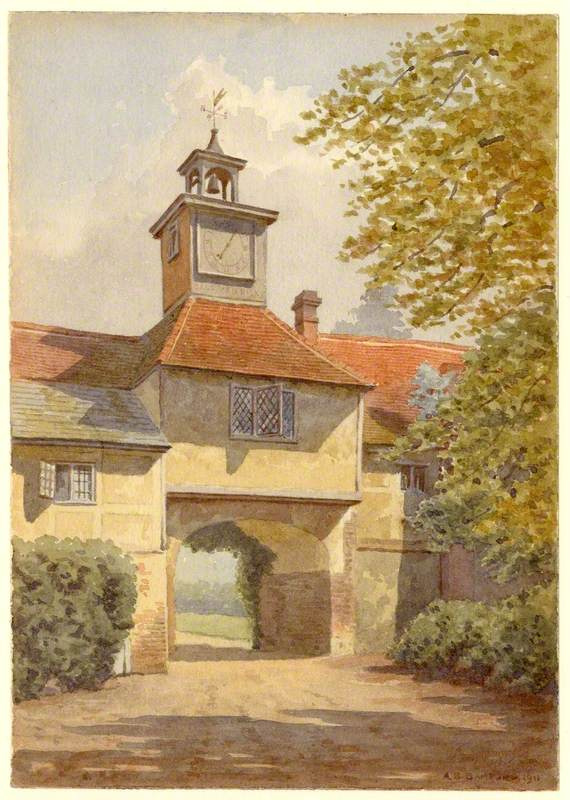 The Gatehouse, Ingatestone Hall
