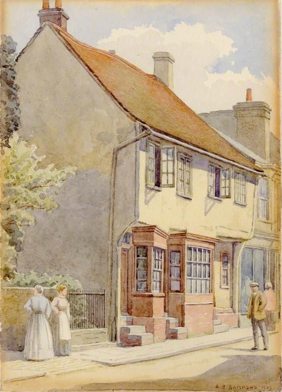 Moulsham Street, Chelmsford