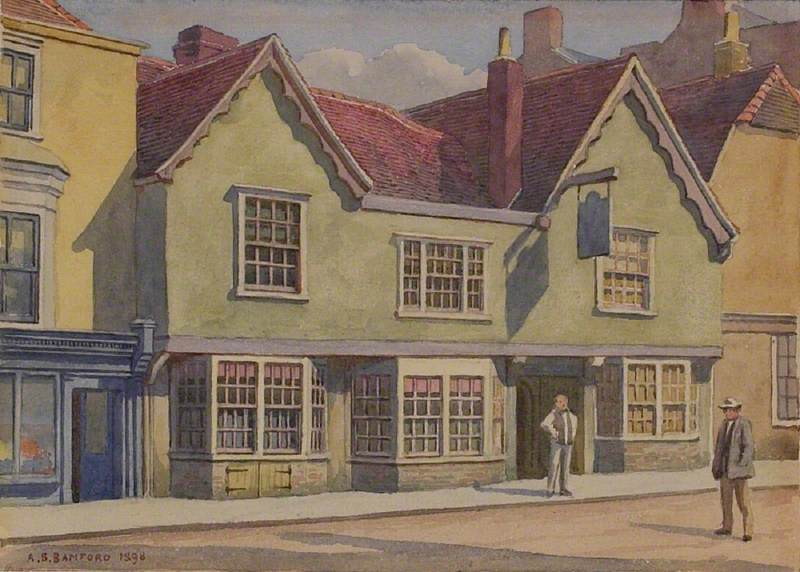 The 'Cross Keys', Chelmsford