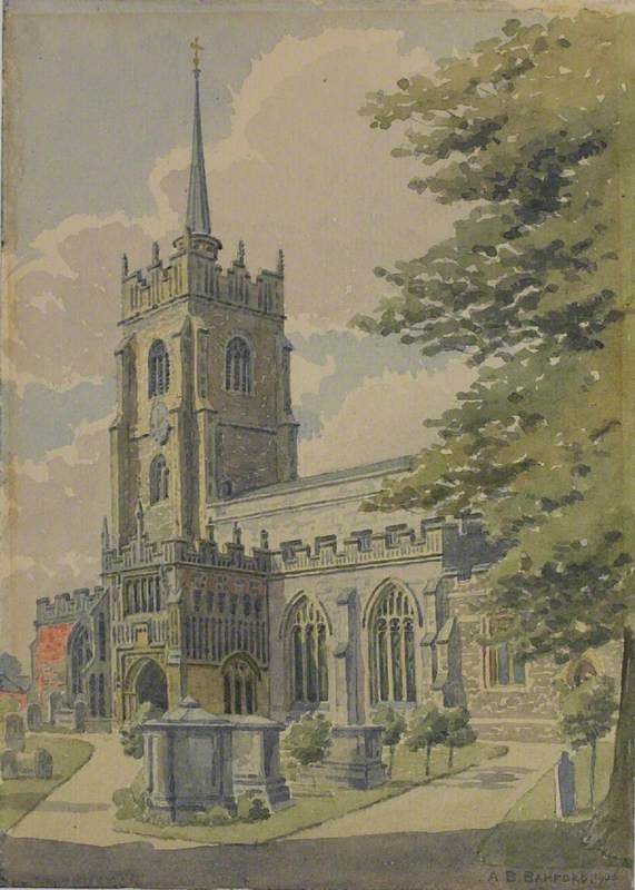 St Marys Church, Chelmsford