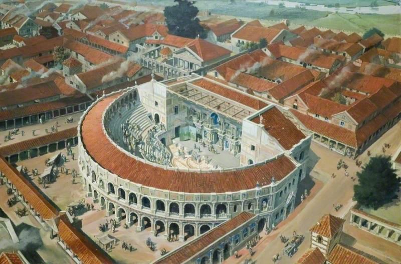 Roman Theatre, Colchester