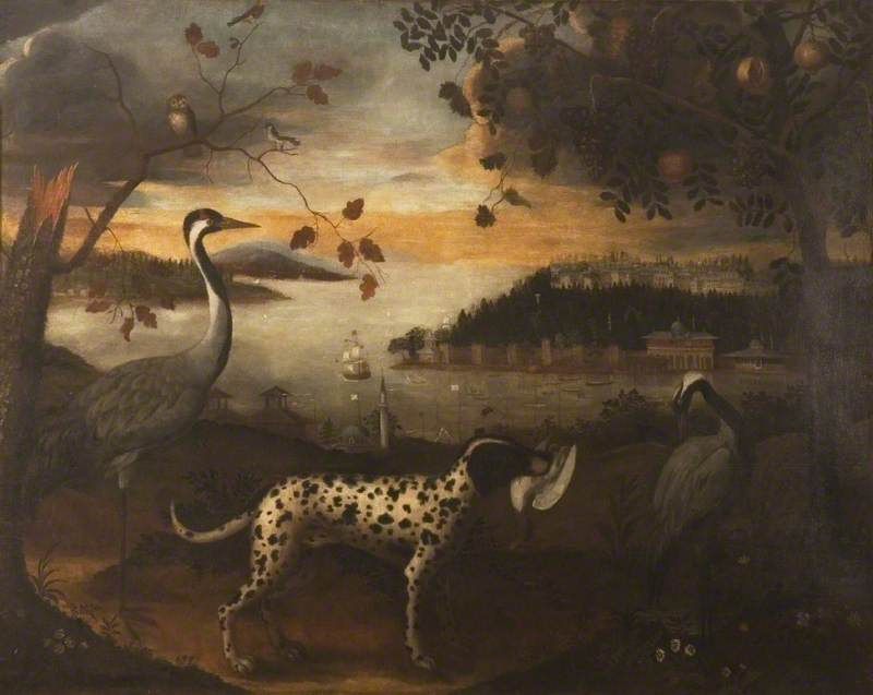 The Spotted Dog (The Golden Horn at Constantinople)
