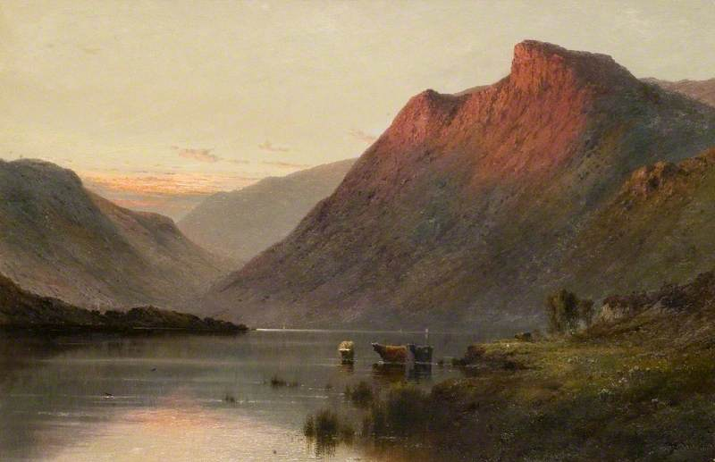 Evening, Wonders of the Loch