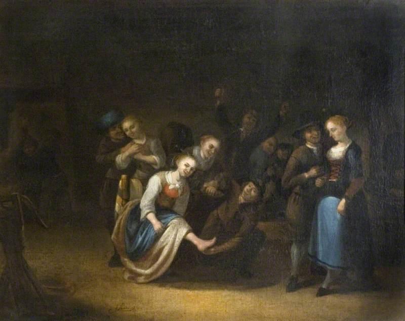 Dutch Company Merrymaking