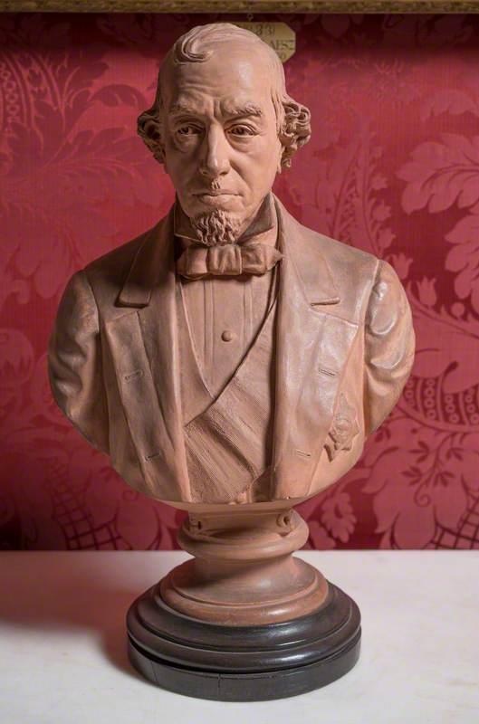 Benjamin Disraeli (1804–1881), 1st Earl of Beaconsfield
