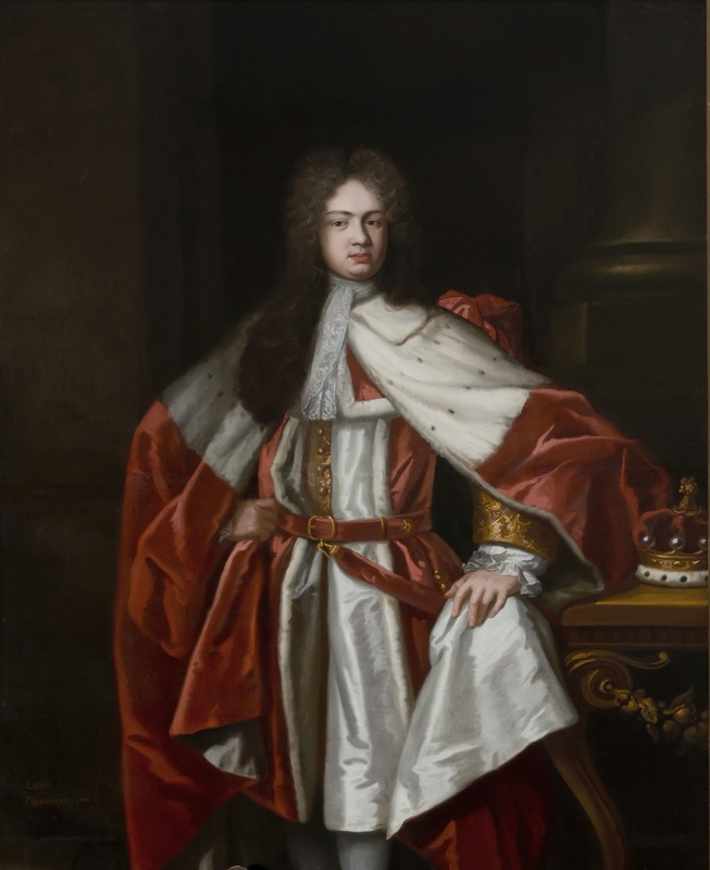Charles Cornwallis (1675–1722), 4th Lord Cornwallis