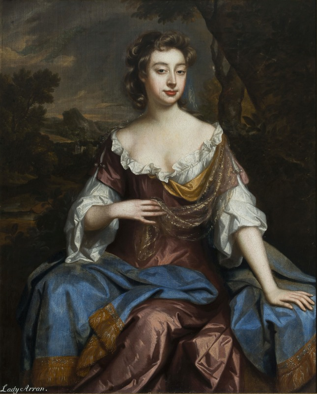 Dorothy Ferrers (c.1653–1716), Countess of Arran