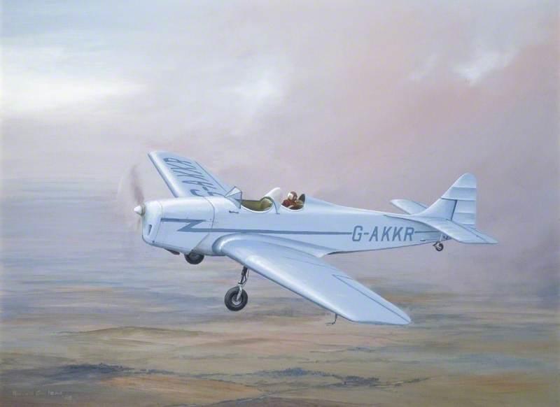 Miles Magister G-AKKR
