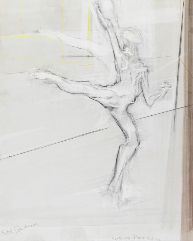 Svetlana Beriosova – Study of Ballet Dancer (1)
