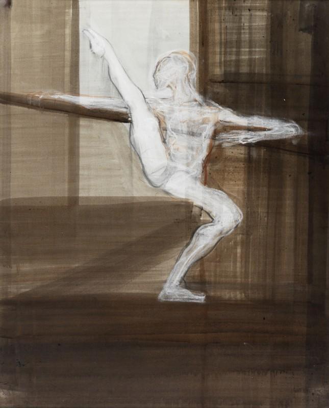 Study of a Ballet Dancer (2)