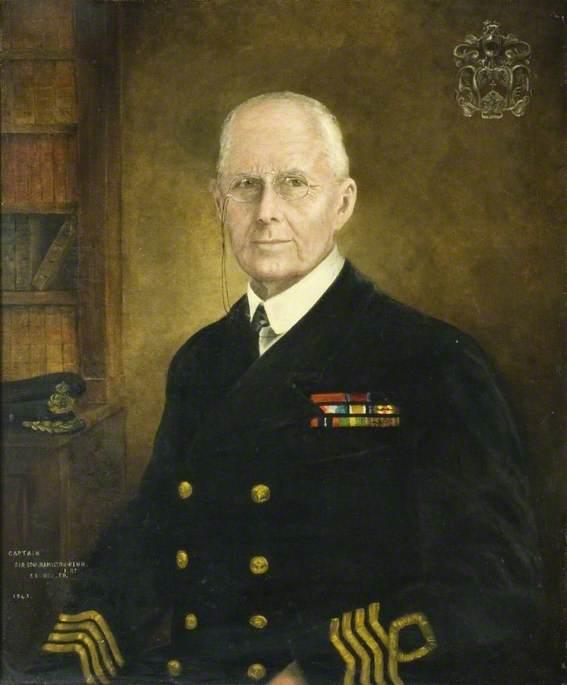 Captain Sir Ion Hamilton-Benn, 1st Bt, CB, DSO, TD