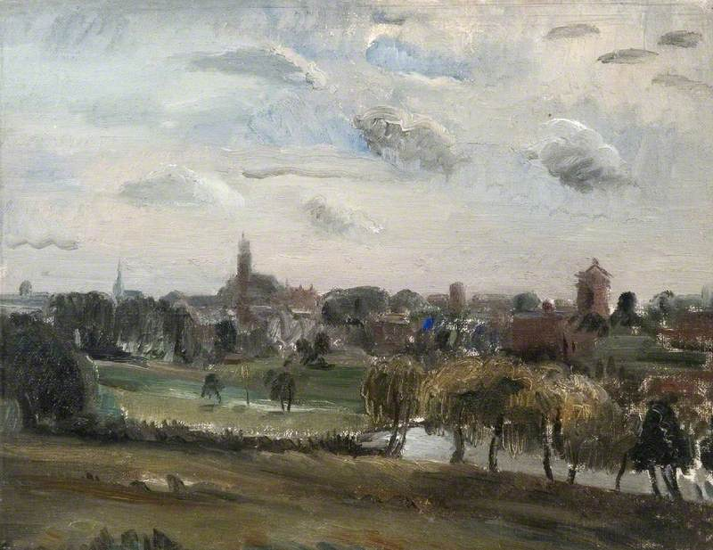 Colchester from the North