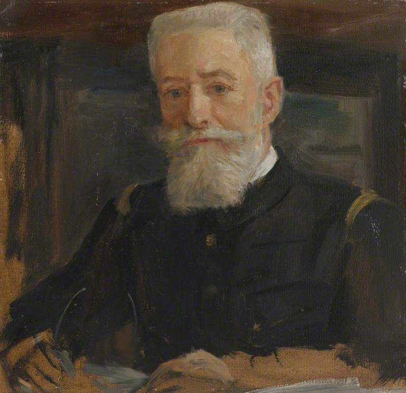 Admiral Ferdinand de Bon (1861–1923), Chief of French Naval Staff