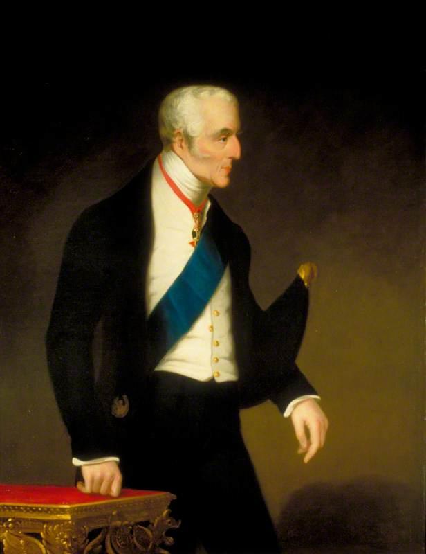Arthur Wellesley (1769–1852), 1st Duke of Wellington, Field Marshal and Prime Minister