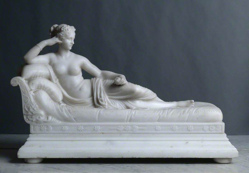 Pauline Borghese (née Bonaparte, 1780–1825), Princess Borghese, Sister of Napoleon Bonaparte