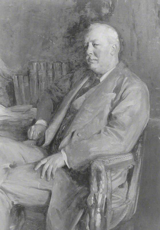 Evelyn Baring (1841–1917), 1st Earl of Cromer, British Agent and Consul-General in Egypt