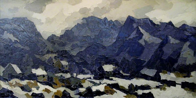 Winter at Fachwen