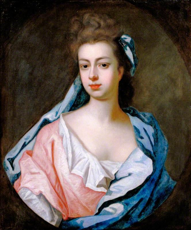Mary Fanshawe, née Coke (1674–1713)