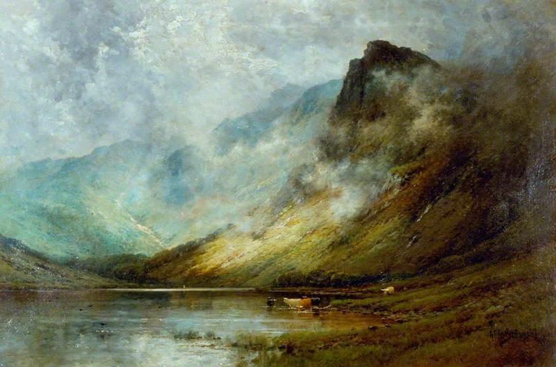 The Borders of Loch Fyne