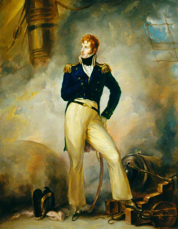 Admiral Thomas Cochrane, 10th Earl of Dundonald (1775–1860)