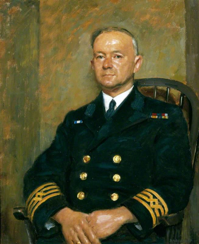 Captain Augustus Banning (b.c.1894), DSO, Merchant Navy