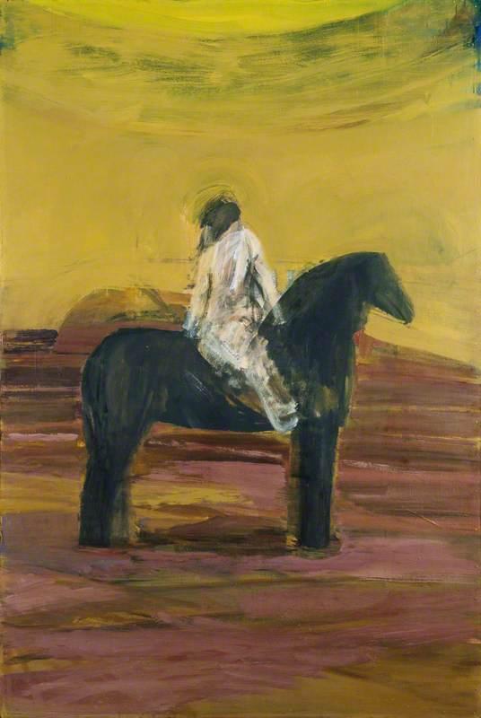 Rider on the Moor