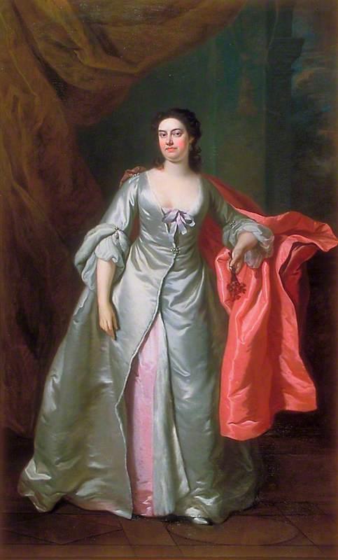 Edith Phelips (1694–1772), Second Wife of Carew Hervey Mildmay
