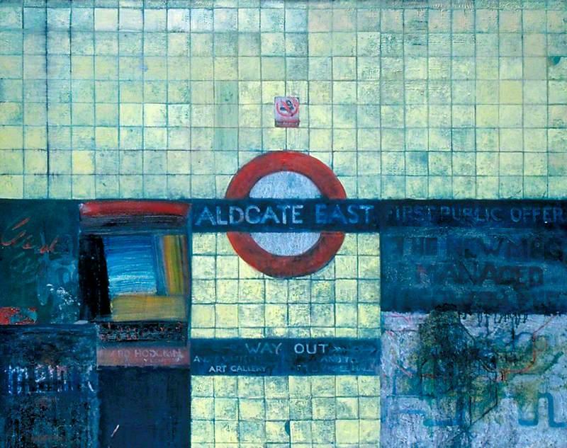 Aldgate East 1